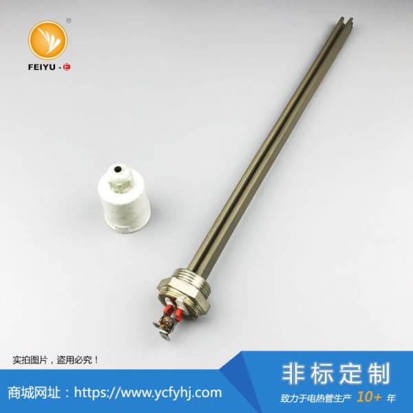 带螺纹扁形电加热管
